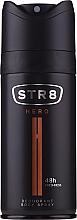 Perfumería y cosmética STR8 Hero - Desodorante spray