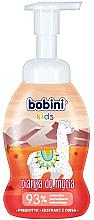 """Perfumería y cosmética Espuma de lavado infantil """"Lama"""" - Bobini Lama Washing Foam"""