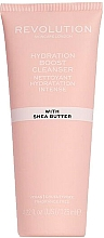 Perfumería y cosmética Limpiador facial hidratante con manteca de karité, vegano - Revolution Skincare Hydration Boost Cleanser