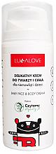 Perfumería y cosmética Crema suave para bebés, rostro y cuerpo - Lullalove Baby Lotion For Face & Body