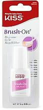 Perfumería y cosmética Pegamento para uñas con cepillo - Kiss Brush-On Glue