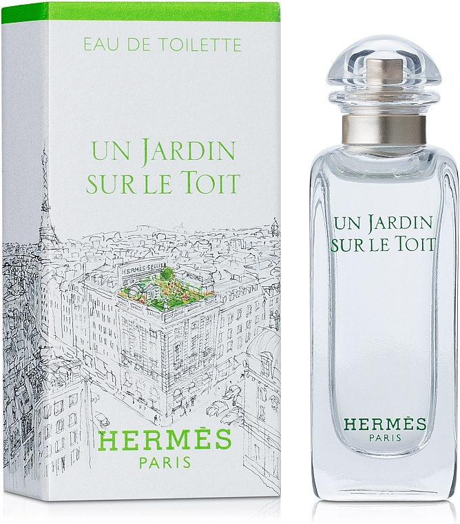 Hermes Un Jardin sur le Toit - Eau de toilette (mini)  — imagen N1