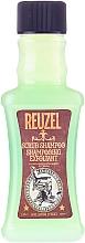 Perfumería y cosmética Champú exfoliante con extracto de hamamelis, ortiga y romero - Reuzel Finest Scrub Shampoo Pomade