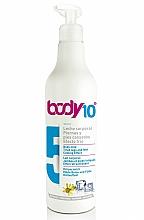Perfumería y cosmética Leche corporal con aceite de rosa mosqueta para piernas y pies cansados, efecto frio - Diet Esthetic Body 10 Body Milk Tired Legs And Feet