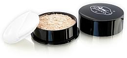 Perfumería y cosmética Polvo facial natural suelto para pieles normales y secas - Jadwiga Natural Face Powder For Dry & Normal Skin