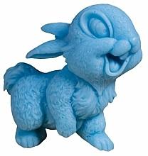 Perfumería y cosmética Jabón artesanal de glicerina en forma de conejo, azul - LaQ Happy Soaps