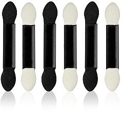 Perfumería y cosmética Aplicador de sombra de ojos de doble punta en dos colores 6 uds. - Donegal Eyeshadow Applicator