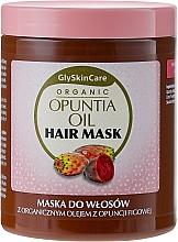 Perfumería y cosmética Mascarilla capilar con aceite orgánico de nopal - GlySkinCare Organic Opuntia Oil Hair Mask