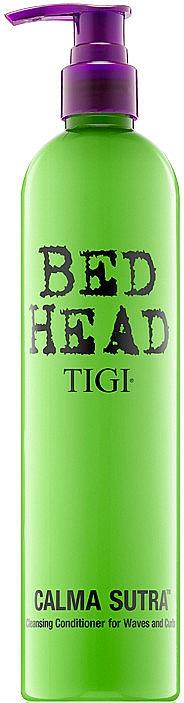 Acondicionador purificante para cabello rizado - Tigi Bed Head Calma Sutra Cleansing Conditioner For Waves And Curls — imagen N1