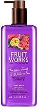 Perfumería y cosmética Jabón líquido, maracuyá & sandía - Grace Cole Fruit Works Hand Wash Passion Fruit & Watermelon