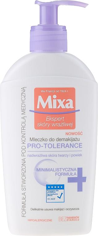 Leche limpiadora hipoalergénica con glicerina - Mixa Pro-Tolerance Cleansing Milk