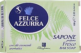 Perfumería y cosmética Jabón sólido con glicerina, Fresh - Paglieri Azzurra Soap