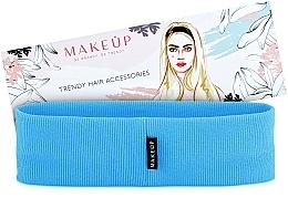 Perfumería y cosmética Cinta de pelo, azul claro, Be Beauty - MakeUp