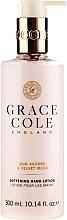 Perfumería y cosmética Loción para manos con oud & almizcle de de terciopelo - Grace Cole Oud Accord & Velvet Musk Softening Hand Lotion