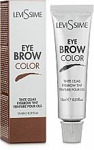 Perfumería y cosmética Tinte para cejas - LeviSsime Eye Brow Color