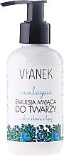 Perfumería y cosmética Emulsión facial limpiadora con extracto de tilo - Vianek