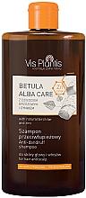 Perfumería y cosmética Champú anticaída con alquitrán de abedul y zinc - Vis Plantis Betula Alba Care Anti-Dandruff Shampoo