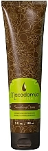 Perfumería y cosmética Crema alisante de cabello con aceite de macadamia - Macadamia Natural Oil Smoothing Creme
