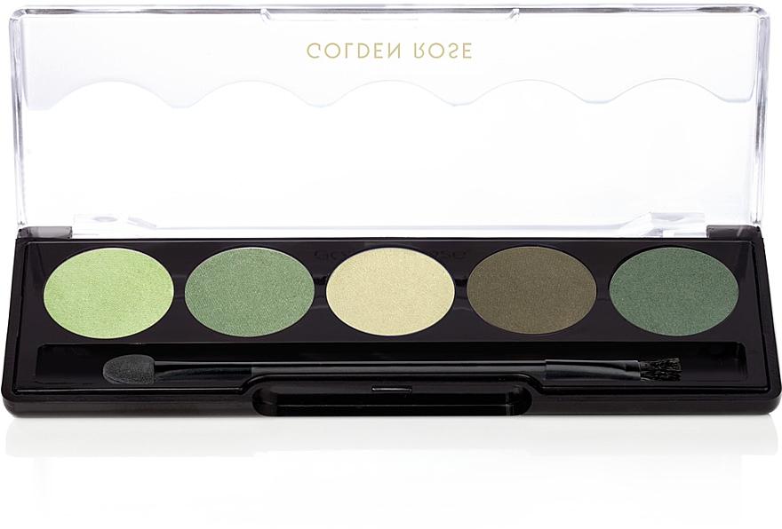 Paleta de sombras de ojos - Golden Rose Professional Palette Eyeshadow