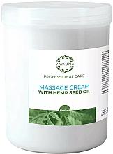 Perfumería y cosmética Crema de masaje con aceite de semilla de cáñamo - Yamuna Massage Cream
