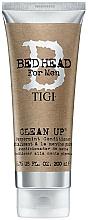 Perfumería y cosmética Acondicionador para cabello con pantenol, proteínas de trigo y seda y aceite de menta - Tigi B For Men Clean Up Peppermint Conditioner