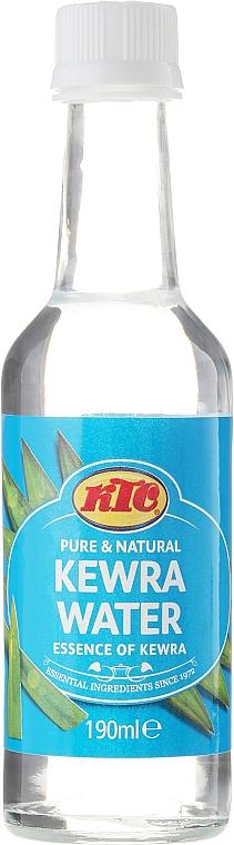 Agua de manantial purificada - KTC Kewra Water