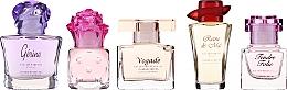 Perfumería y cosmética Charrier Parfums Pack Collections - Set mini (eau de parfum/10.7ml + eau de parfum/10.1ml + eau de parfum/12ml + eau de parfum/9.8ml + eau de parfum/10.5ml)
