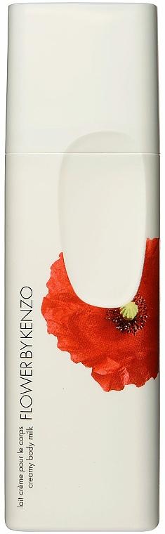 Kenzo Flower by Kenzo - Leche corporal con manteca de karité & aceite de semilla de girasol