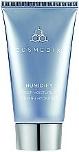 Perfumería y cosmética Crema facial hidratante y reafirmante con aceite de oliva - Cosmedix Humidify Deep Moisture Cream