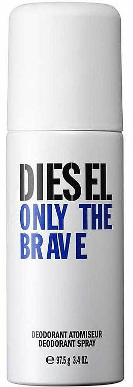Diesel Only The Brave - Desodorante spray — imagen N1
