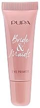 Perfumería y cosmética Prebase de ojos iluminadora - Pupa Bride & Maids Eye Primer