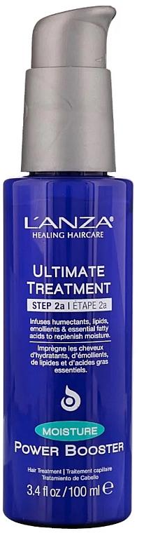Tratamiento booster hidratante con lípidos y ácidos grasos esenciales - L'Anza Ultimate Treatment Moisture Power Booster