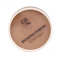 Perfumería y cosmética Polvo bronceador facial orgánico - GRN Bronzing Powder