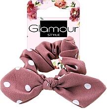 Perfumería y cosmética Coletero, 417611, rosa oscuro con puntos - Glamour