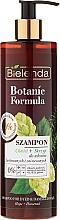 Perfumería y cosmética Champú anti puntas abiertas con lúpulo & cola de caballo - Bielenda Botanic Formula Horsetail & Hops Shampoo