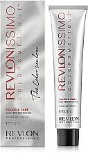 Crema gel coloración permanente para cabello - Revlon Professional Revlonissimo Color & Care Technology XL150 — imagen N7