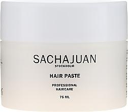 Perfumería y cosmética Pasta moldeadora para cabello de fijación fuerte y flexible - Sachajuan Stockholm Hair Paste