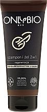 Perfumería y cosmética Champú y gel de ducha regenerador - Only Bio Regenerating Shampoo