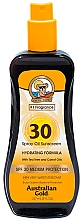Perfumería y cosmética Spray protector solar - Australian Gold Spray Oil Hydrating Formula SPF30