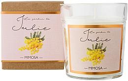 Perfumería y cosmética Vela aromática, mimosa - Ambientair Le Jardin de Julie Mimosa