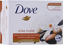Perfumería y cosmética Jabón con crema hidratante y manteca de karité - Dove