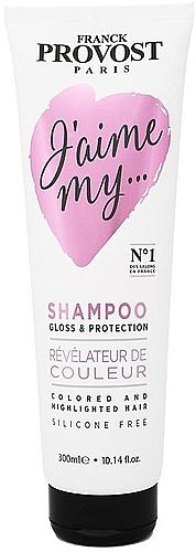 Champú antipolución protector de colos con extracto de bayas de goji y colágeno - Franck Provost Paris Jaime My Hair Shampoo — imagen N1