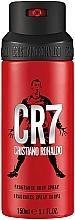 Perfumería y cosmética Cristiano Ronaldo CR7 - Desodorante spray