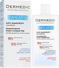 Perfumería y cosmética Champú anticaspa - Dermedic Capilarte Shampoo
