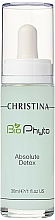 Perfumería y cosmética Sérum facial detoxificante - Christina Bio Phyto Absolute Detox Serum