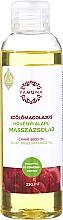 Perfumería y cosmética Aceite de masaje natural con aceite de semilla de uva - Yamuna Grape Seed Oil Plant Based Massage Oil