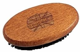 Perfumería y cosmética Cepillo para barba con mango de madera - Ronney Professional