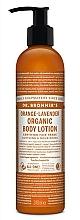 Perfumería y cosmética Loción para manos y cuerpo de lavanda y naranja - Dr. Bronner's Orange Lavender Organic Hand & Body Lotion