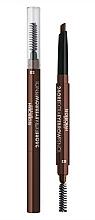 Perfumería y cosmética Lápiz para cejas de doble punta - Deborah 24Ore Extra Eyebrow Pencil