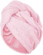 Perfumería y cosmética Toalla turbante, ceniza de rosas - MakeUp